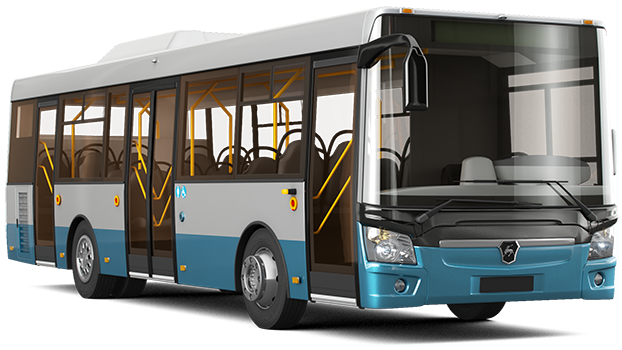 New city bus